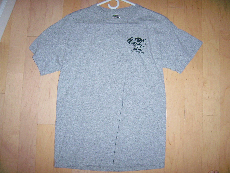 Short Sleeve Shirt Unisex By Fruit Of The Loom Best Lg BNK1406