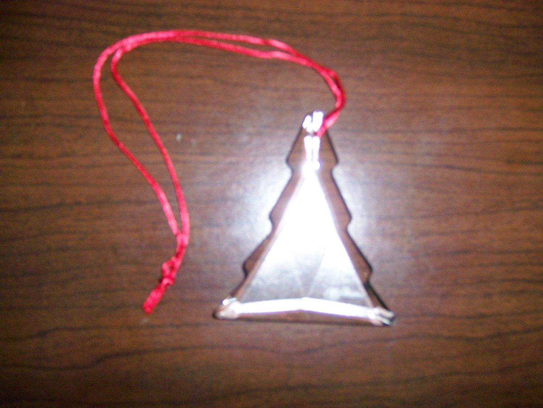Crystal Tree Christmas Ornament BNK1411