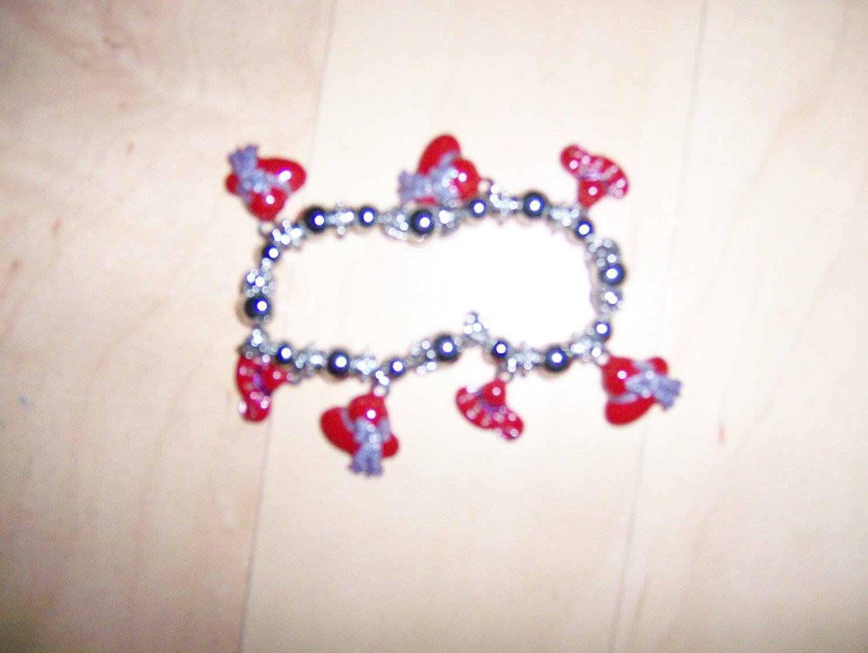 Purple Hat  Expansion Bracelet   BNK1457