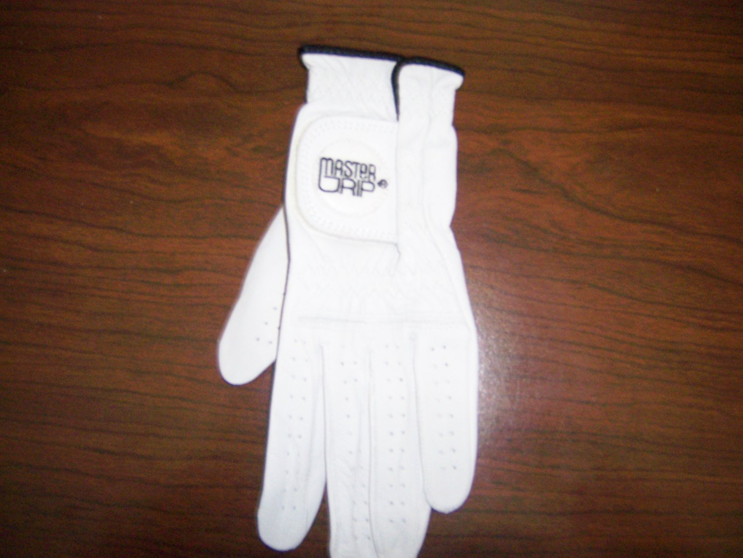Ladies Golf Glove L Hand Med. Cabretta Leather by Master Grip  BNK1481