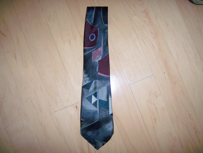 Multi Color Tie  By Halston  BNK1484