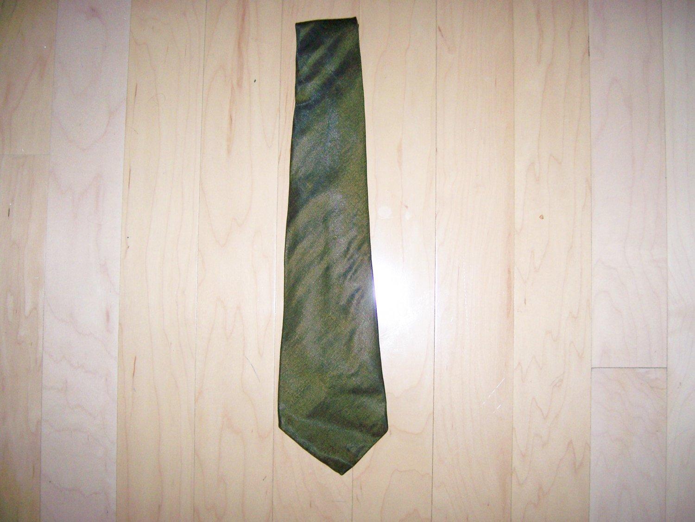 Tie Dark Brown By Wm F. Frazin Custom Made  BNK1489