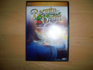 DVD Beauty And The Beast  Classic Collection  BNK1501