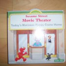 Sesame Street Movie Theatre Today Puppy Come Home BNK1507