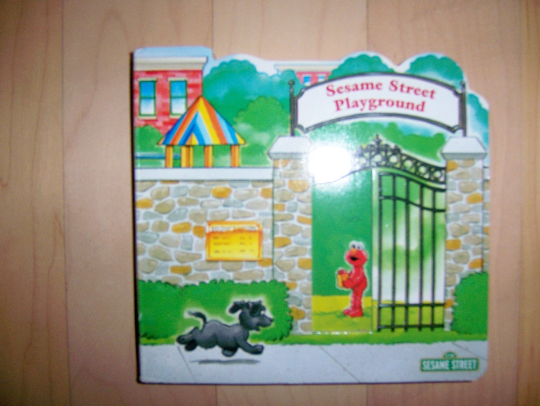 Sesame Street Playground   BNK1516
