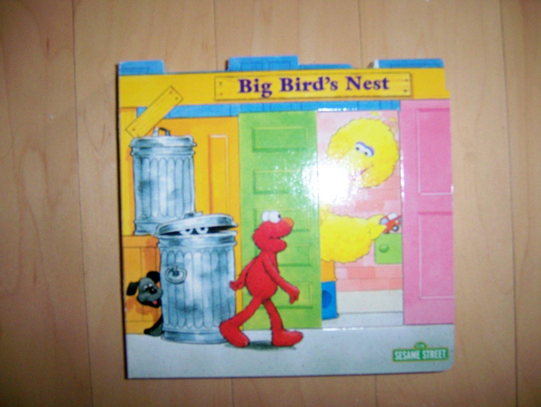 Sesame Street Big Bird's Nest  BNK1517