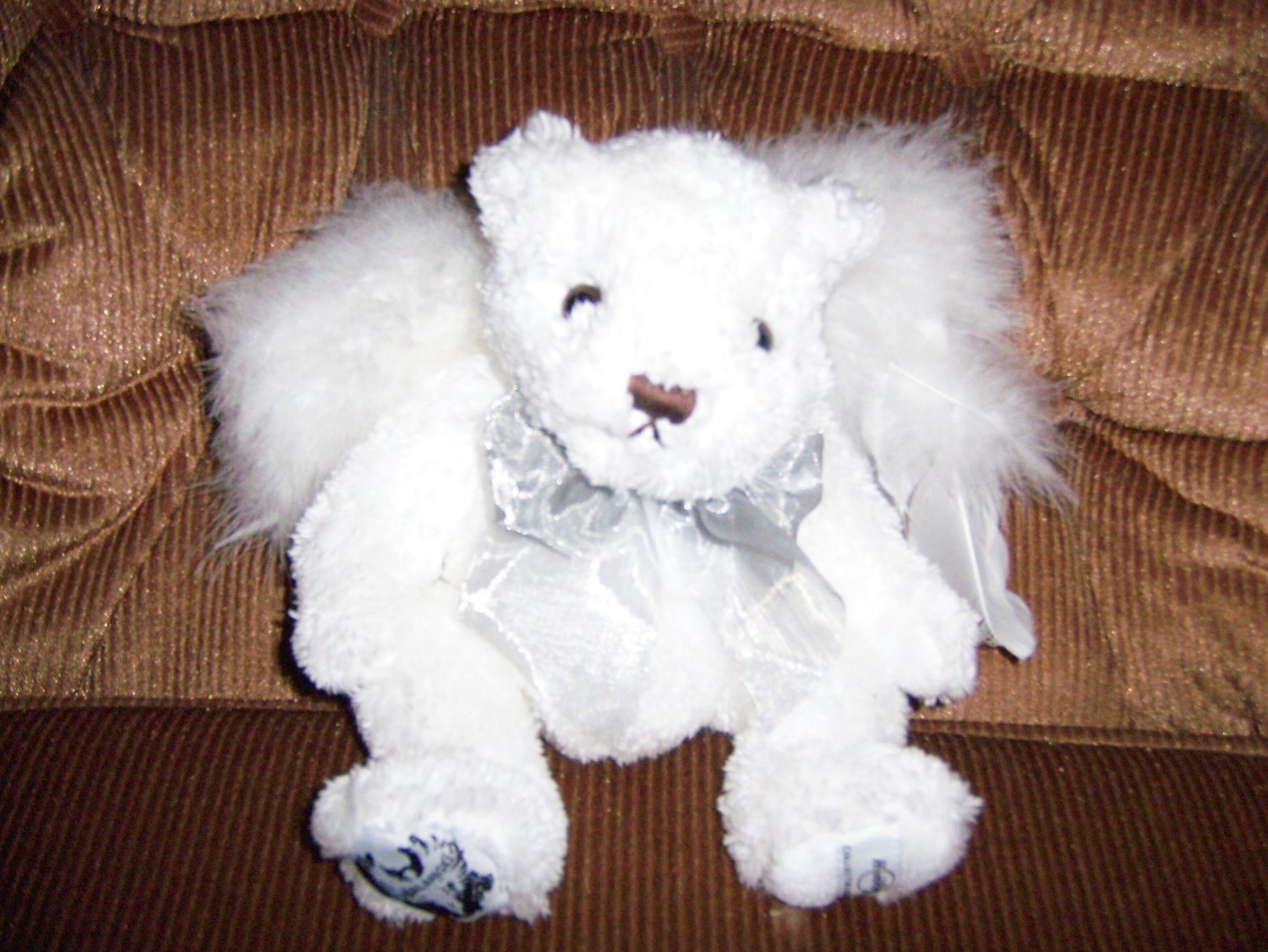 Angel Teddy Bear BNK1527