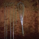 Whisk &5 Skrewers Stainless Steel Set BNK1530