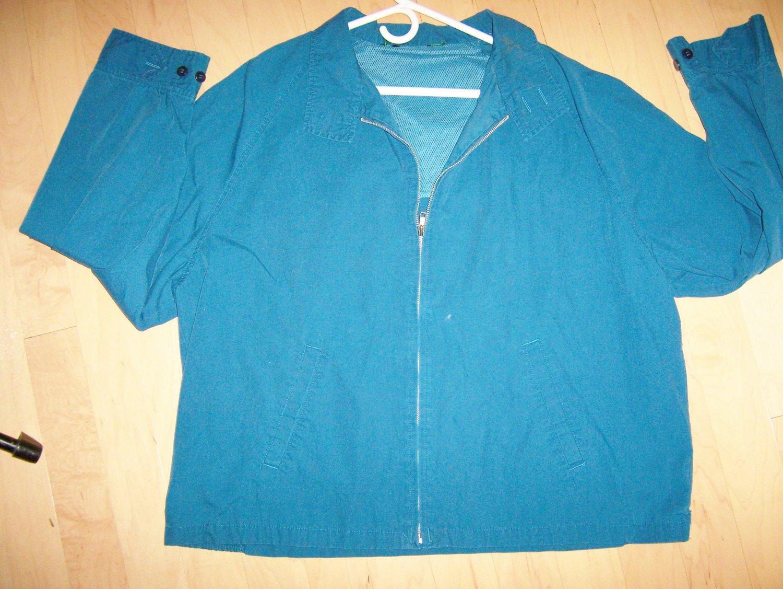 Jacket Wind/Rain Blue XL BNK1531