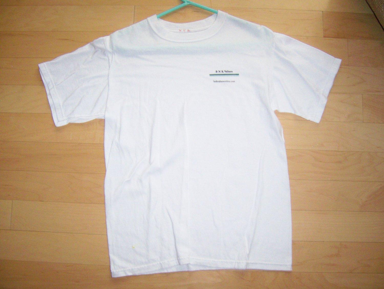 T Shirt White XXL BNK1533