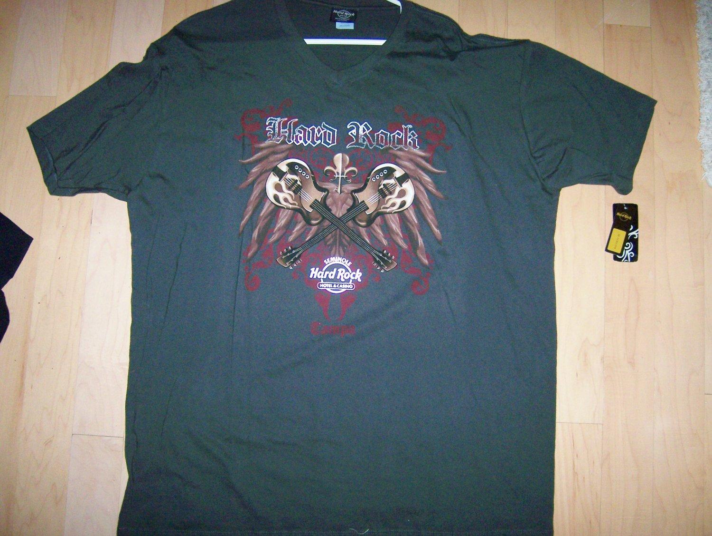 Hard Rock Casino Shirt BNK1548