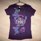 Hard Rock Maroone Shirt XL BNK1560