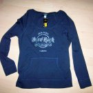 Hard Rock Long Sleeve Shirt With Hands Pouch XL BNK1563