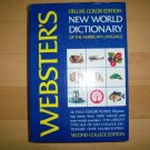 Dictionary By Webster Deluxe Color Edition 2nd College Edition BNK1575