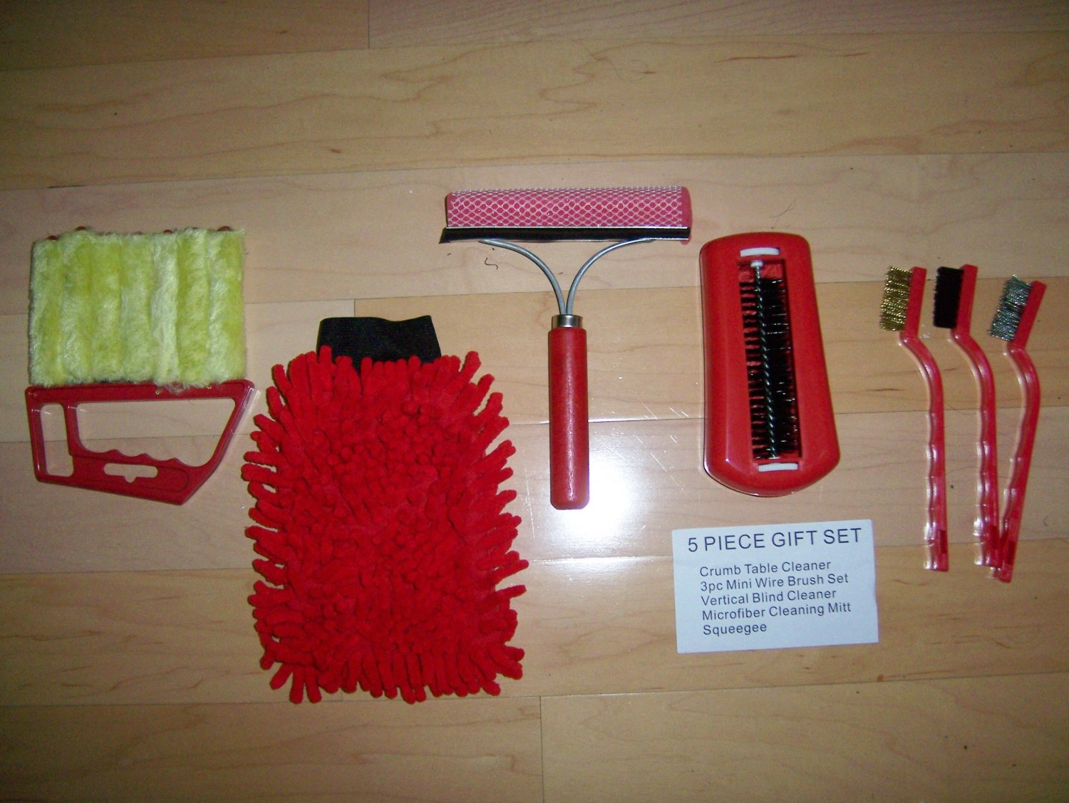 Home Cleaning Set 5 Peice  BNK1579