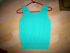 Ladies Tank Top Green Size 10  BNK1623