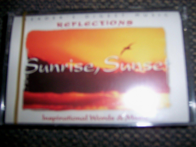 """Cassette Reflection Series """"Sunrise,Sunset""""  BNK1633"""