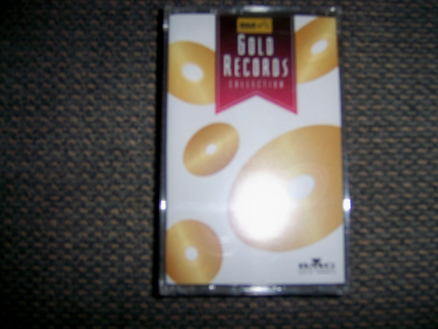 """Cassette """"Gold Records Collection""""  BNK1647"""