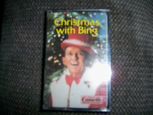 "Cassettes ""Christmas With Bing""  BNK1655"