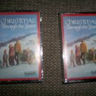 "Cassettes Set Of Two ""Christmas Throughout The Years"" BNk1656"