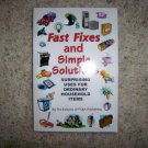 Fast Fixes And Simple Solutions BNK1681