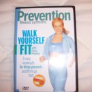 DVD Walk Yourself Fit With Chris Freytag Also Has CD Included BNK1737