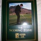 PGA The Scoring Zone Hardcover Book BNK1745