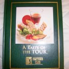 PGA A Taste Of The Tour Hardcover Book BNK1746