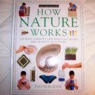 How  Nature Works Hardcover Book  BNK1751