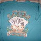 Casino Shirt Unisex Med Size 36  BNK1807