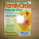 Family Circle Magazine September 6,2005  BNK1826