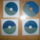 Set Of Four Real Estate DVD's  BNK1842
