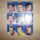 Stamps Sheet Of Nine Elvis Stampa  BNK1849
