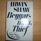 Beggar-Man,Thief By Irwun Shaw BNK1911