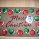 Merry Christmas Area Rug  BNK1928