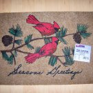 Seasons Greetings Area Rug BNK1929