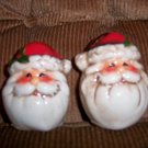 Salt & Pepper Shakers  Santa Design  BNK1934