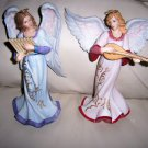 Heavenly Songs & Heavenly Melodies Set Of 2 Angels  BNK2005