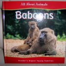 "All About Animals ""Baboons""  BNK2055"
