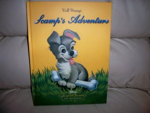 """Scamp's Adventures""  By Walt Disney  BNK2067"