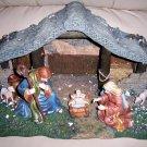 Nativity Set By Thomas Kinkade  BNK2070