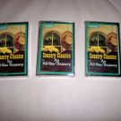 Cassettes Set Of 3  All Star Treasury Country Classics BNK2091