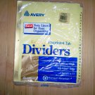 A-Z Preprinted Divider Tabs  BNK2208