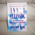 Inner Cleansing Hardcover Book By Carlson WadeUSA BNK2258
