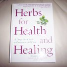 Herbs For Health And Healing  Hardcover Brand New Book BNK2265