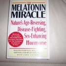 The Melatonin Miracle Hardcover  Jacket Book  BNK2269