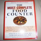 The Most Complete Food Counter Brand New Book BNK2286