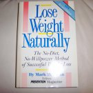 Lose Weight Naturally By Prevention  BNK2295