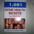 Home Health Secrets For Seniors By FC&A  BNK2297