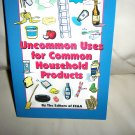 Uncommon Uses For Common Household Products By FC&A BNK2303